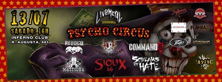Banda circus rock estilo hardcore 6 min sem proteccedilatildeo e lubrificante na rj - 2 4