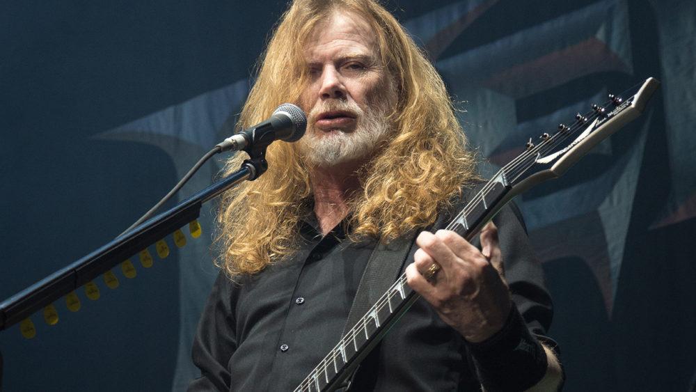 Dave Mustaine, do Megadeth, divulga o título do novo álbum