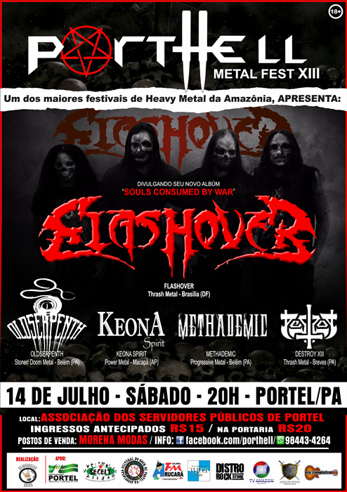 PORTHELL METAL FEST
