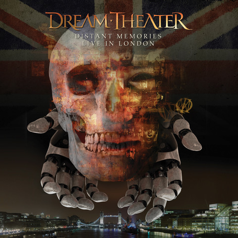 "DREAM THEATER lançará em novembro o ao vivo ""Distant Memories – Live in  London"" | Roadie Crew"