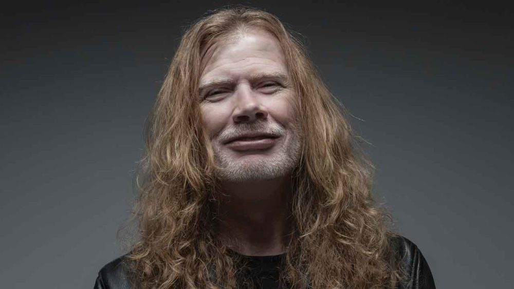 Dave Mustaine compartilha um novo riff do novo álbum do Megadeth