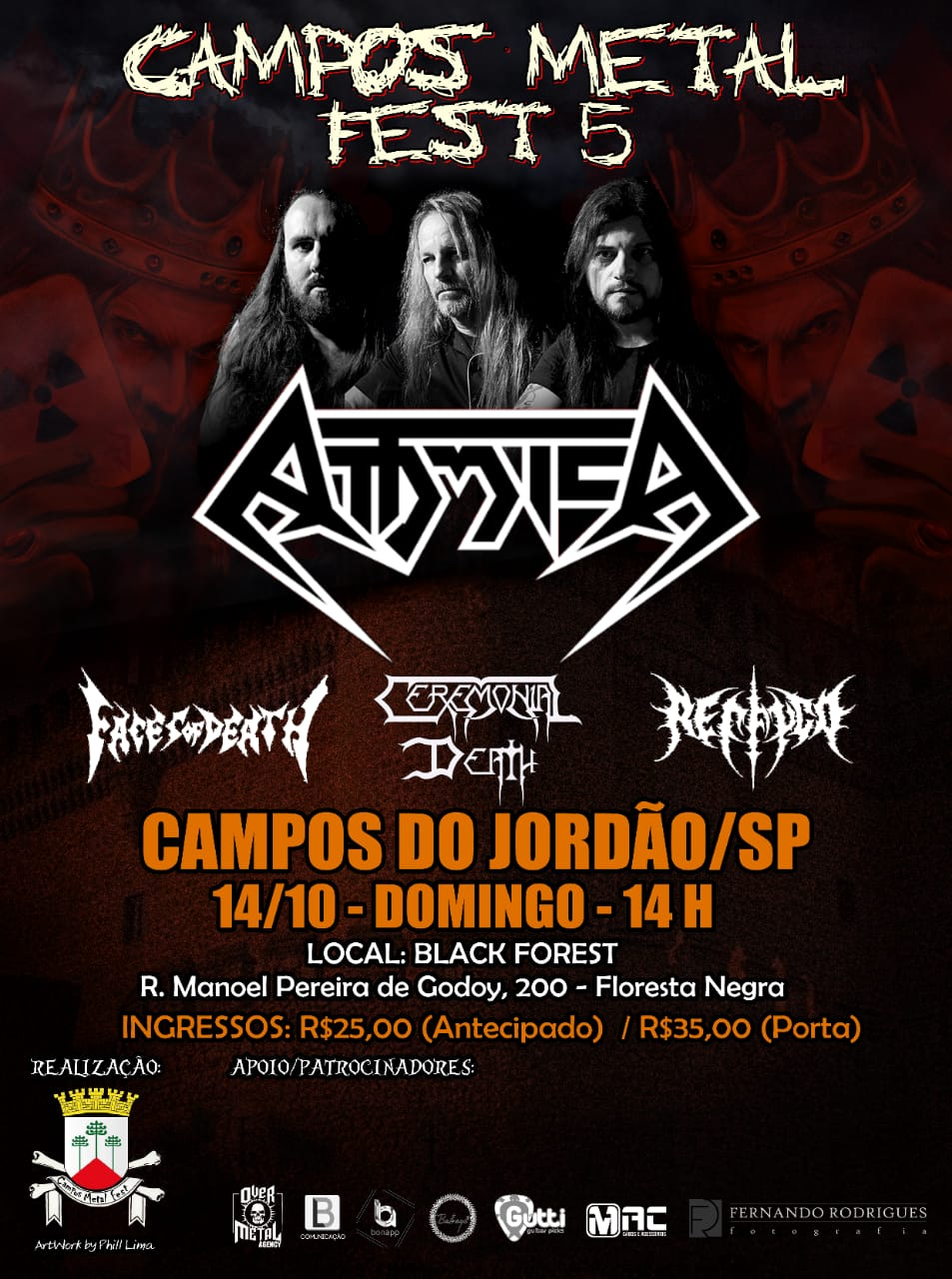 Campos Metal Fest 5