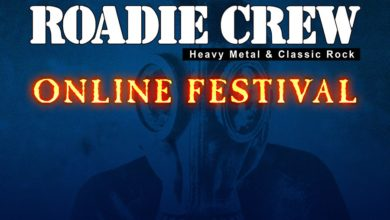 Photo of Segunda edição do ROADIE CREW ONLINE FESTIVAL acontece nessa sexta-feira
