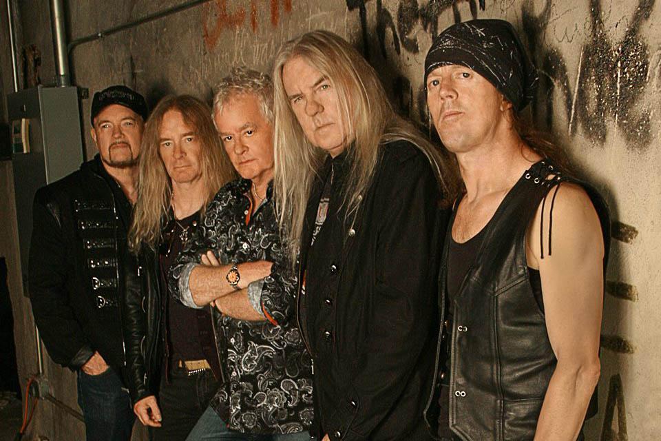 Biff Byford, vocalista do Saxon, diz que o novo álbum está concluído