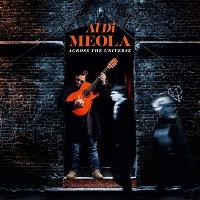 Photo of AL DI MEOLA – ACROSS THE UNIVERSE [8,5/10]