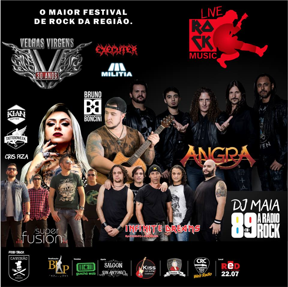 Live Rock Music 2018