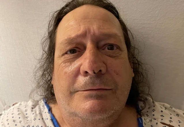 Jon Oliva, do Savatage é preso com cocaína e dirigindo sob efeito de drogas