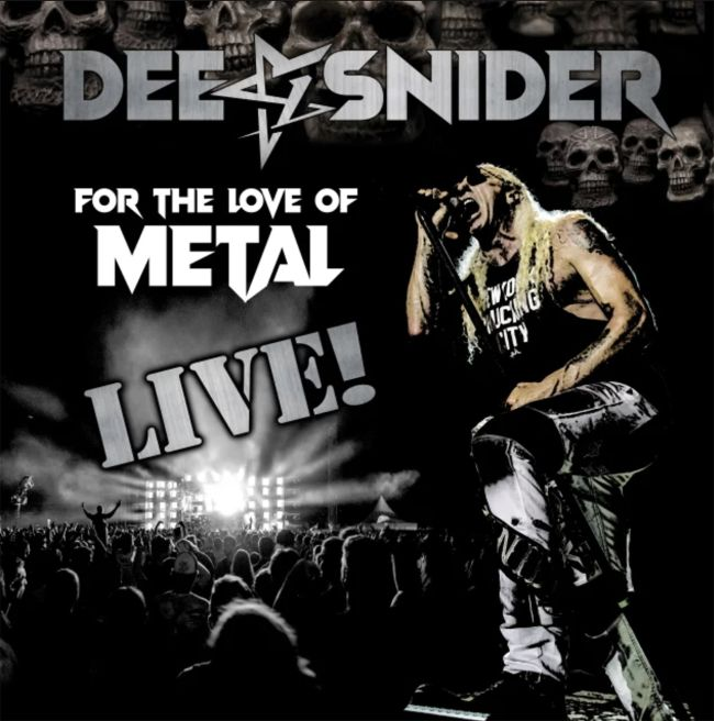 DEE SNIDER (ex-TWISTED SISTER) anuncia novo álbum ao vivo e lança ...