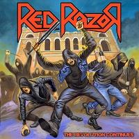 Photo of RED RAZOR – The Revolution Continues [9,0/10]