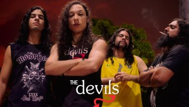 """Photo of THE DEVILS: Assista agora a performance da banda no DVD """"ES Underground"""""""